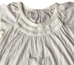 RXB Knit Top Large Top white