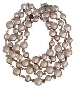 Chanel CHANEL 1981 CRYSTAL SATOIR NECKLACE