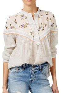 Free People Top neutral