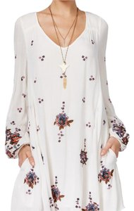 Free People short dress neutral combo on Tradesy