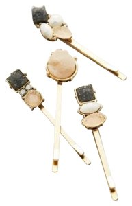 Anthropologie New Anthropologie Austrasia Bobby Set Hair Set Hair Clip bobby pins 4