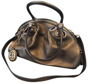 Gucci Satchel in Bronze gold.