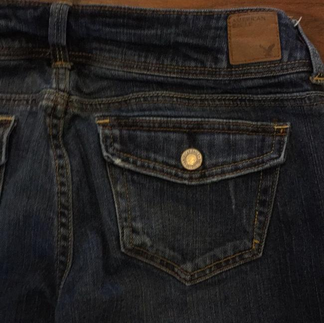 American Eagle Outfitters Boot Cut Jeans-Distressed