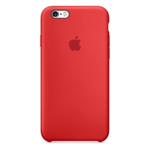 Apple APPLE iPhone 6/6s SILICON CASE, RED
