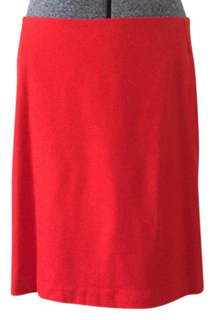 Preload https://img-static.tradesy.com/item/20570916/cabi-red-fiery-knee-length-skirt-size-10-m-31-0-1-650-650.jpg