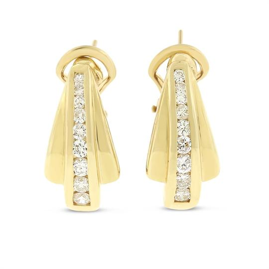 Preload https://item3.tradesy.com/images/075-ct-fashionable-natural-diamonds-huggie-in-solid-14k-earrings-20570917-0-0.jpg?width=440&height=440