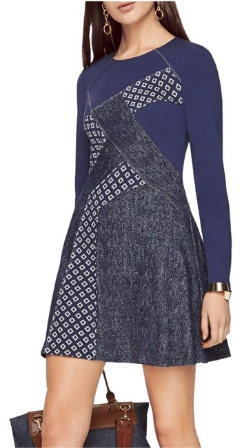 Preload https://item5.tradesy.com/images/bcbgmaxazria-melis-patchwork-short-night-out-dress-size-2-xs-20570929-0-1.jpg?width=400&height=650