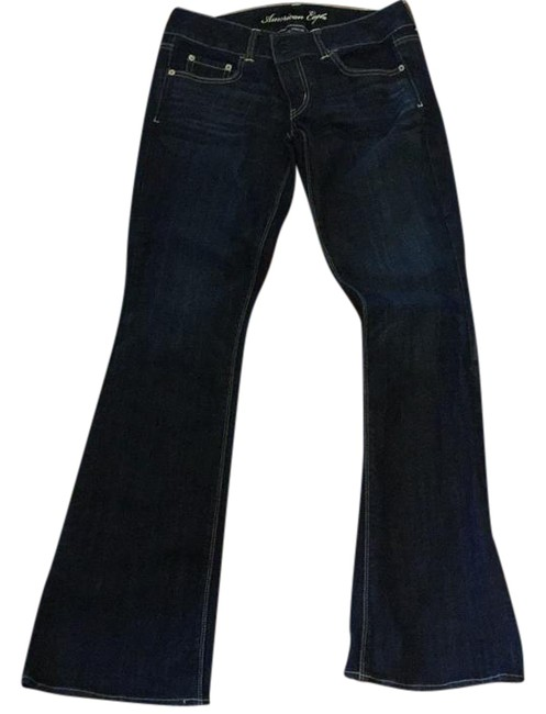 Preload https://img-static.tradesy.com/item/20570951/american-eagle-outfitters-dark-rinse-artist-7833-flare-leg-jeans-size-32-8-m-0-1-650-650.jpg