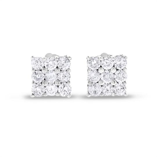Preload https://item2.tradesy.com/images/166-ct-dazzling-natural-diamond-square-stud-in-solid-14k-earrings-20570976-0-0.jpg?width=440&height=440