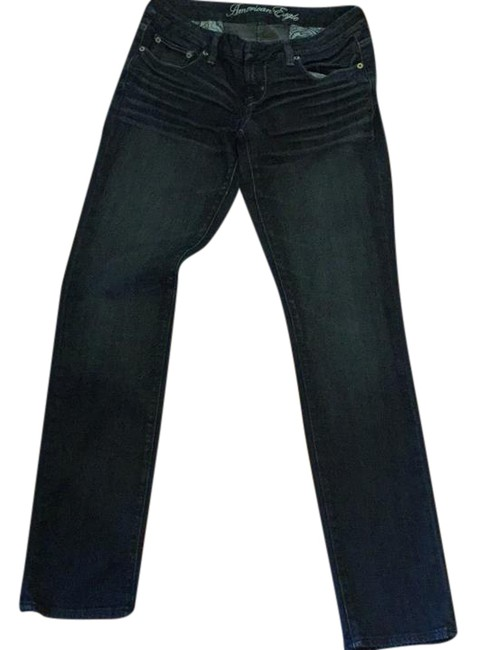 Preload https://item1.tradesy.com/images/american-eagle-outfitters-dark-rinse-skinny-jeans-size-29-6-m-20571080-0-1.jpg?width=400&height=650