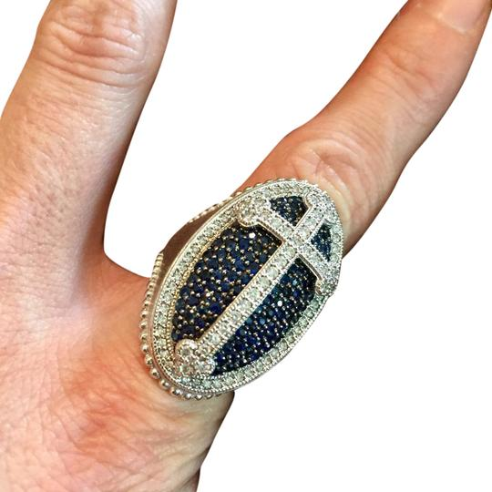 Preload https://item4.tradesy.com/images/jennifer-fisher-white-gold-diamond-and-sapphire-in-18k-brushed-ring-20571168-0-1.jpg?width=440&height=440