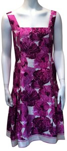 Tracy Reese Pink Silk Formal Dress