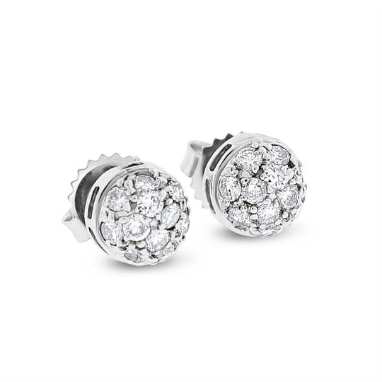 Preload https://item1.tradesy.com/images/066-ct-natural-diamond-dome-ball-stud-in-solid-14k-white-earrings-20571220-0-0.jpg?width=440&height=440