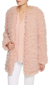 Sanctuary Clothing Faux Fur Jacket Fluffy Fur Coat
