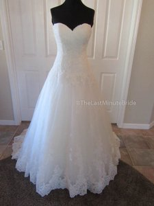 David Tutera For Mon Cheri Lucien Wedding Dress