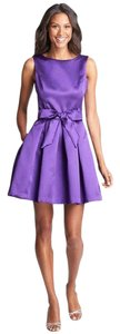 Isaac Mizrahi Fitandflare Open Back Cutouts Bow Bridesmaid Dress
