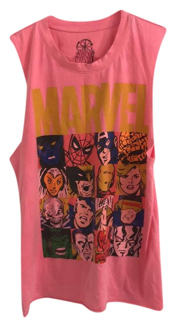 Preload https://item1.tradesy.com/images/urban-outfitters-pink-marvel-muscle-tee-shirt-size-4-s-20571345-0-1.jpg?width=400&height=650