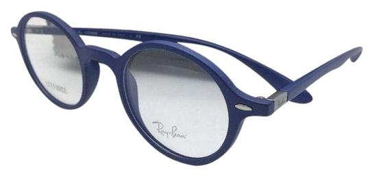 Preload https://item1.tradesy.com/images/ray-ban-new-liteforce-rb-7069-5439-46-22-145-matte-blue-frames-sunglasses-20571380-0-1.jpg?width=440&height=440
