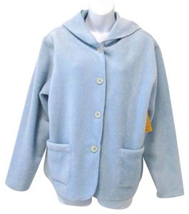 Karen Kane Powder Blue Jacket