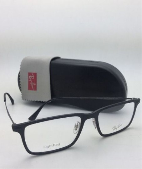 Ray-Ban New RAY-BAN Eyeglasses LIGHT RAY RB 7050 2077 54-18 Black & Gunmetal