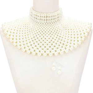 Other PEARL STATEMENT NECKLACE