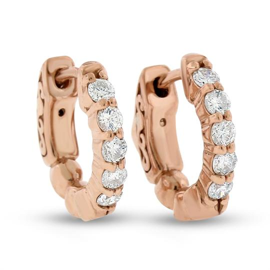Preload https://img-static.tradesy.com/item/20571539/042-ct-natural-diamond-small-hoop-huggie-solid-14k-rose-earrings-0-0-540-540.jpg