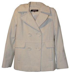 Kenneth Cole Reaction Wool Luxury Classic Exclusive Coat