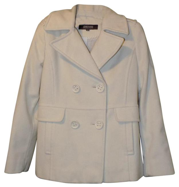Preload https://item1.tradesy.com/images/kenneth-cole-reaction-white-double-breasted-pea-size-10-m-20571795-0-1.jpg?width=400&height=650