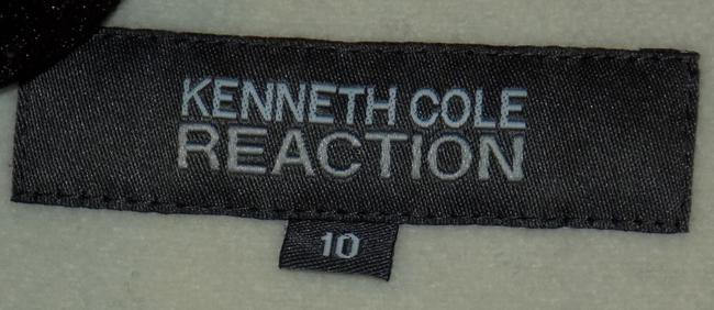Kenneth Cole Reaction Wool Luxury Classic Exclusive Dryclean Only Coat