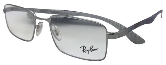 Preload https://item5.tradesy.com/images/ray-ban-rx-able-tech-rb-8414-2502-55-18-gunmetal-and-carbon-fiber-frame-gunmetal-carbon-sunglasses-20571834-0-1.jpg?width=440&height=440