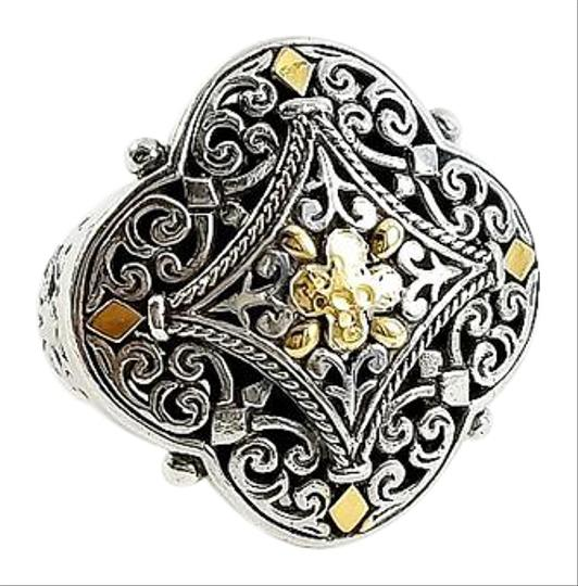 Preload https://item4.tradesy.com/images/silver-gold-fleur-de-lis-size-75-ring-20571848-0-1.jpg?width=440&height=440
