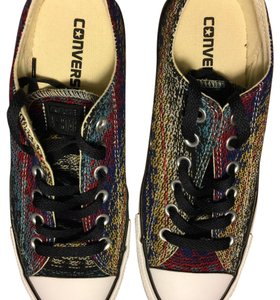 Converse Carnival Chucks Size 8 Multicolored Athletic