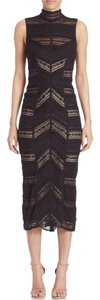 Cinq a Sept Nile 5a7 Bodycon Designer Dress