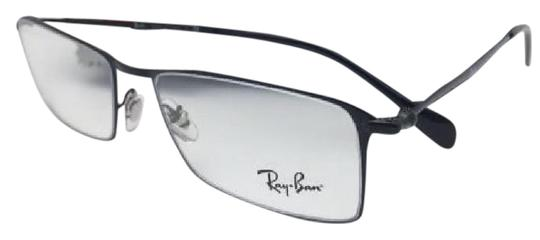 Preload https://img-static.tradesy.com/item/20571912/ray-ban-new-rx-able-rb-6290-2509-52-17-140-black-rectangular-frame-sunglasses-0-1-540-540.jpg