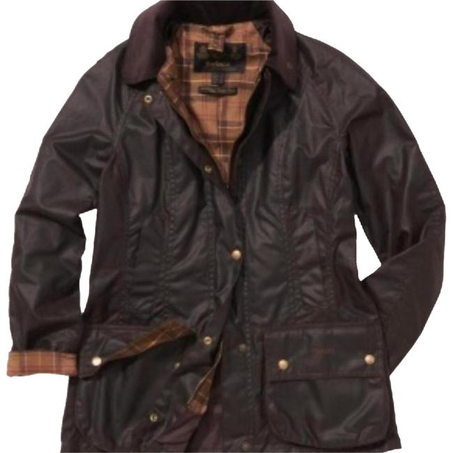 Preload https://item5.tradesy.com/images/barbour-rustic-beadnell-raincoat-size-10-m-20571949-0-1.jpg?width=400&height=650