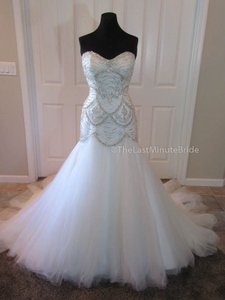 Moonlight Bridal H1287 Wedding Dress