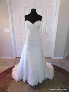Justin Alexander 8839 Wedding Dress