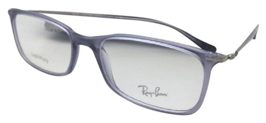 Preload https://item1.tradesy.com/images/ray-ban-new-rx-able-light-ray-rb-7031-5401-53-17-transp-purple-lilac-sunglasses-20572005-0-1.jpg?width=440&height=440