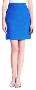 Kate Spade Skirt Royal Blue