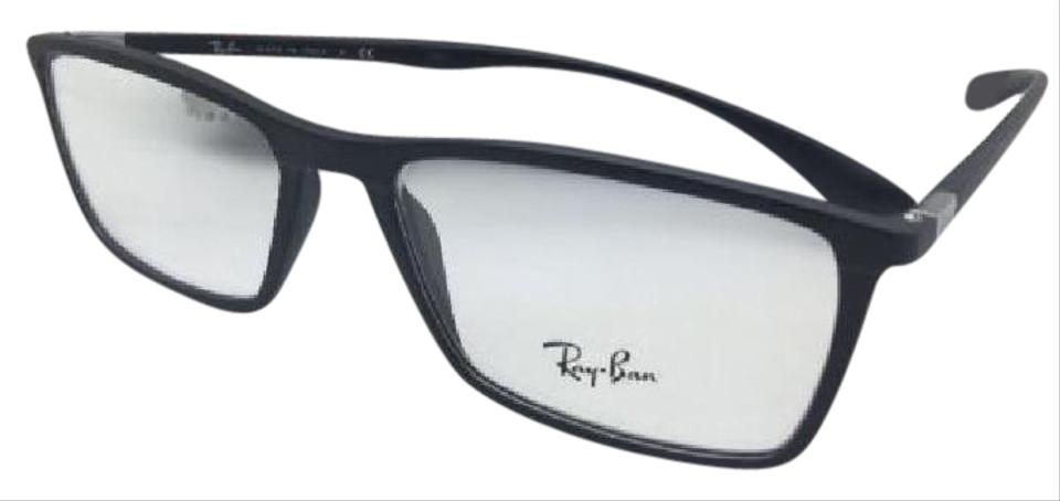 94be99ee42 Ray-Ban New Rb 7049 5204 56-17 145 Matte Black Frames Sunglasses ...