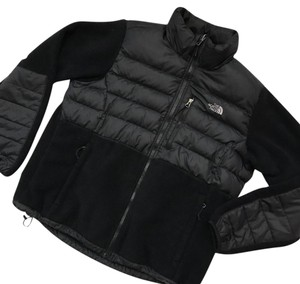 The North Face Casual Fleece Puffer Down Jacket