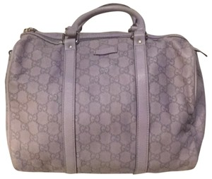 Gucci Satchel in lavender