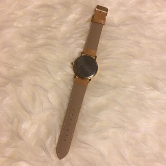 Other Tan Watch