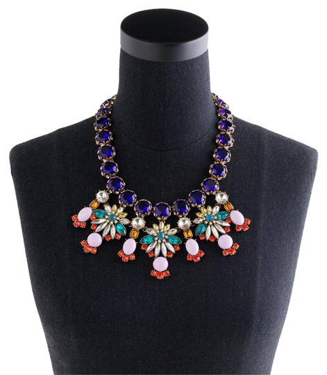 Preload https://item4.tradesy.com/images/jcrew-color-crystals-statement-necklace-20572208-0-1.jpg?width=440&height=440