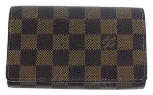 Louis Vuitton Louis Vuitton Damier Ebene Bifold Tresor Wallet Purse N61730