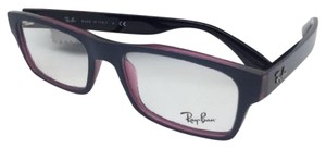 Ray-Ban New RAY-BAN Rx-able Eyeglasses RB 7030 5398 53-17 140 Blue on Pink