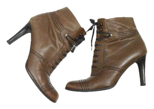 Preload https://img-static.tradesy.com/item/20572319/stuart-weitzman-brown-lace-up-leather-bootsbooties-size-us-75-regular-m-b-0-2-540-540.jpg