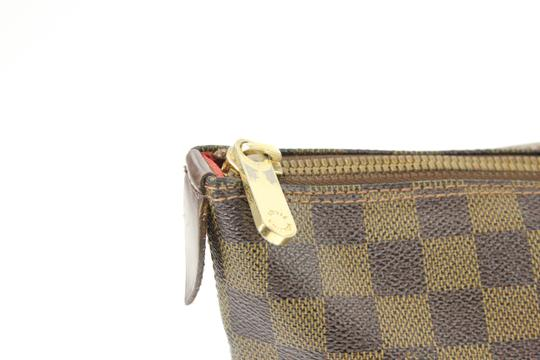 Louis Vuitton Saleya Damier Canvas Tote in Brown