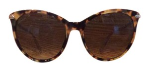 Gucci Gucci Sunglasses Metal Bamboo Cat Eye Tortoise Shell