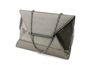 Shiekh Black Clutch